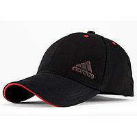 Бейсболка котон Black Adidas-5