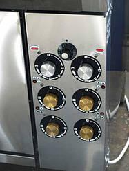 Плита электрическая промышленная с плавной регулировкой мощности ЭПК-6ШПС (стандарт) ТМ ЭФЕС