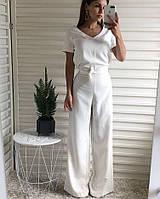 Комбинезон с широкими брюками, фото 1