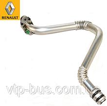 Масляная трубка турбины (выпускная) на Renault Trafic 1.9dCi (2001-2006) Renault (оригинал) 8200502013