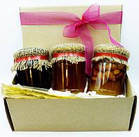 Набор меда ЭКО-МедОК Подарок любимой 1 кг (27741420)