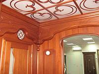 Обшивка стен и потолка деревом – Boiserie в стиле Модерн