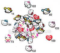 Джибитсы Hello Kitty, поштучно, фото 1