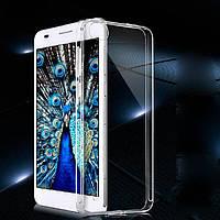 Ультратонкий 0,3 мм чехол для Huawei Honor 6 прозрачный