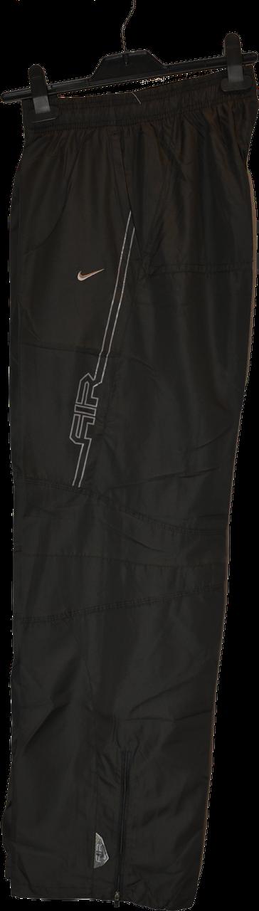 Мужские черные спортивные штаны Nike Air Fit Dry.