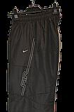Мужские черные спортивные штаны Nike Air Fit Dry., фото 2