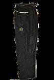 Мужские черные спортивные штаны Adidas., фото 5