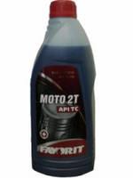Моторное масло FAVORIT 2T API TC (синее) 1л