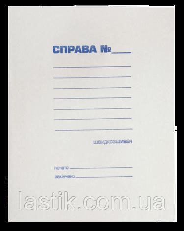 "Папка ""СПРАВА"", JOBMAX, А4, картон 0,3 мм, фото 2"
