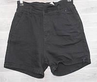 """Шорты женские джинсовые на молнии, размеры 26-31 """"PLAY"""" недорого от прямого поставщика, фото 1"""