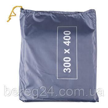Додаткова підлога для намету, тенту 300*400, сірий