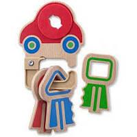Развивающая игрушка Melissa&Doug Детские ключики (MD4022)