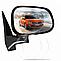 Антидождь пленка SUNROZ Anti-fog Film для автомобиля на боковое зеркало заднего вида 10 см (2219), фото 6