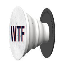 Универсальный держатель-подставка для телефона PopSockets (Ноу-хау крепление на крышку смартфона ПопСокетс)С36