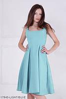 Жіноче плаття Подіум Alexa 17945-LIGHT/BLUE XS Голубий
