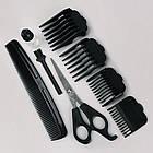 Машинка для стрижки волос Maestro MR-651, 15 Вт., фото 4
