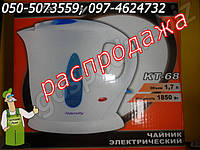 Чайник электрический  Verelly KT-68