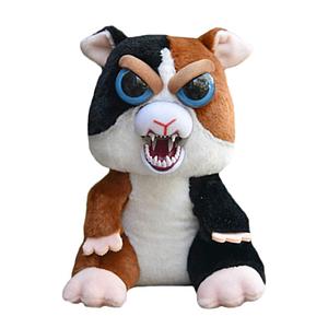 Интерактивная игрушка Feisty Pets Добрые Злые зверюшки Плюшевая Морская Свинка 20 см (0141_3)