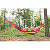 Гамак одноместный KingCamp Canvas Нammock 200*100 см - Тканевый хлопковый подвесной гамак (s322), фото 5