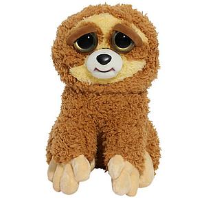 Интерактивная игрушка Feisty Pets Добрые Злые зверюшки Плюшевый Ленни 20 см (0141_5)
