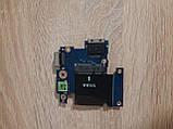 Dell Latitude E4310 плата LAN VGA USB, фото 2