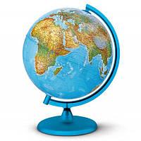 Глобус с подсветкой Орион, 30 см (Рус. язык, физический/политический), Tecnodidattica 3961