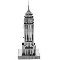 """Металлическая сборная 3D модель """"Небоскреб Empire State Building"""", Metal Earth (MMS010)"""