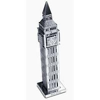 """Металлическая сборная 3D модель """"Big Ben"""", Metal Earth (MMS019)"""