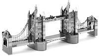 """Металлическая сборная 3D модель """"Мост Tower Bridge"""", Metal Earth (MMS022)"""