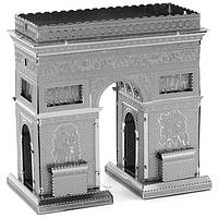 """Металлическая сборная 3D модель """"Триумфальная Арка"""", Metal Earth (MMS023)"""