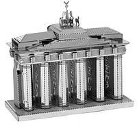 """Металлическая сборная 3D модель """"Бранденбургские ворота"""", Metal Earth (MMS025)"""