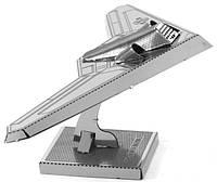 """Металлическая сборная 3D модель """"Летательный аппарат RQ-170 Sentinel"""", Metal Earth (MMS026)"""