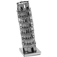 """Металлическая сборная 3D модель """"Пизанская башня"""", Metal Earth (MMS046)"""