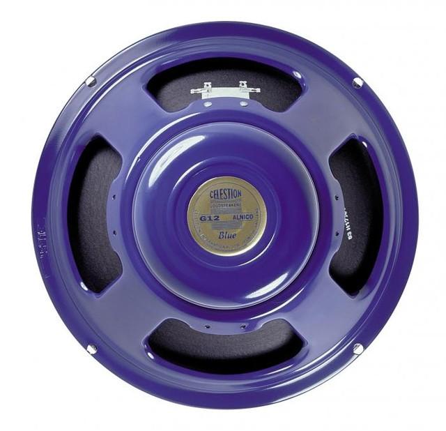 """Гитарный динамик 12"""" для электрогитар CELESTION BLUE"""