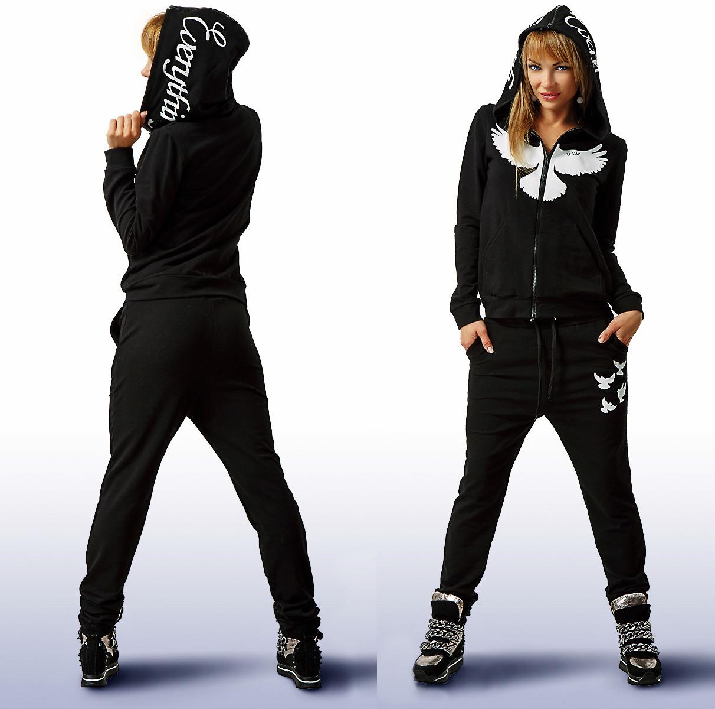 Спортивные костюмы теплые женские