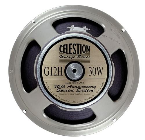 """Гітарний динамік 12"""" для електрогітар CELESTION G12H Anniversary"""