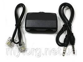Адаптер телефонной линии Со штекером 3,5 мм - разъем под наушники
