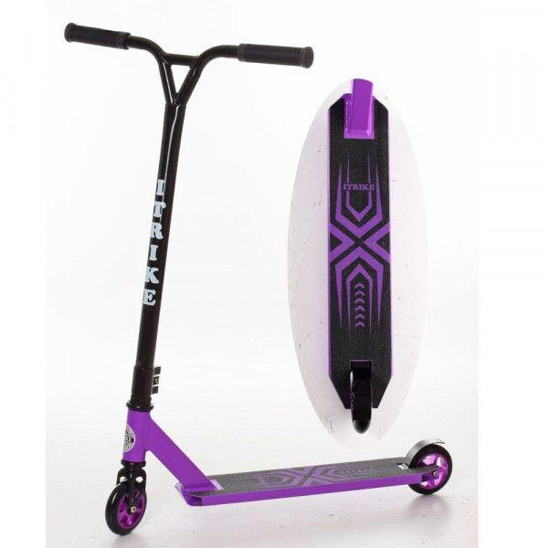 Самокат для трюков iTrike SR 2-053-2-V (violet)