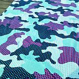 Махровое детское пляжное полотенце для мальчика, покрывало, подстилка, плед коврик, фото 2