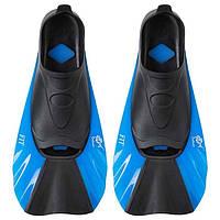Ласты для бассейна короткие Dolvor FIT синие F368