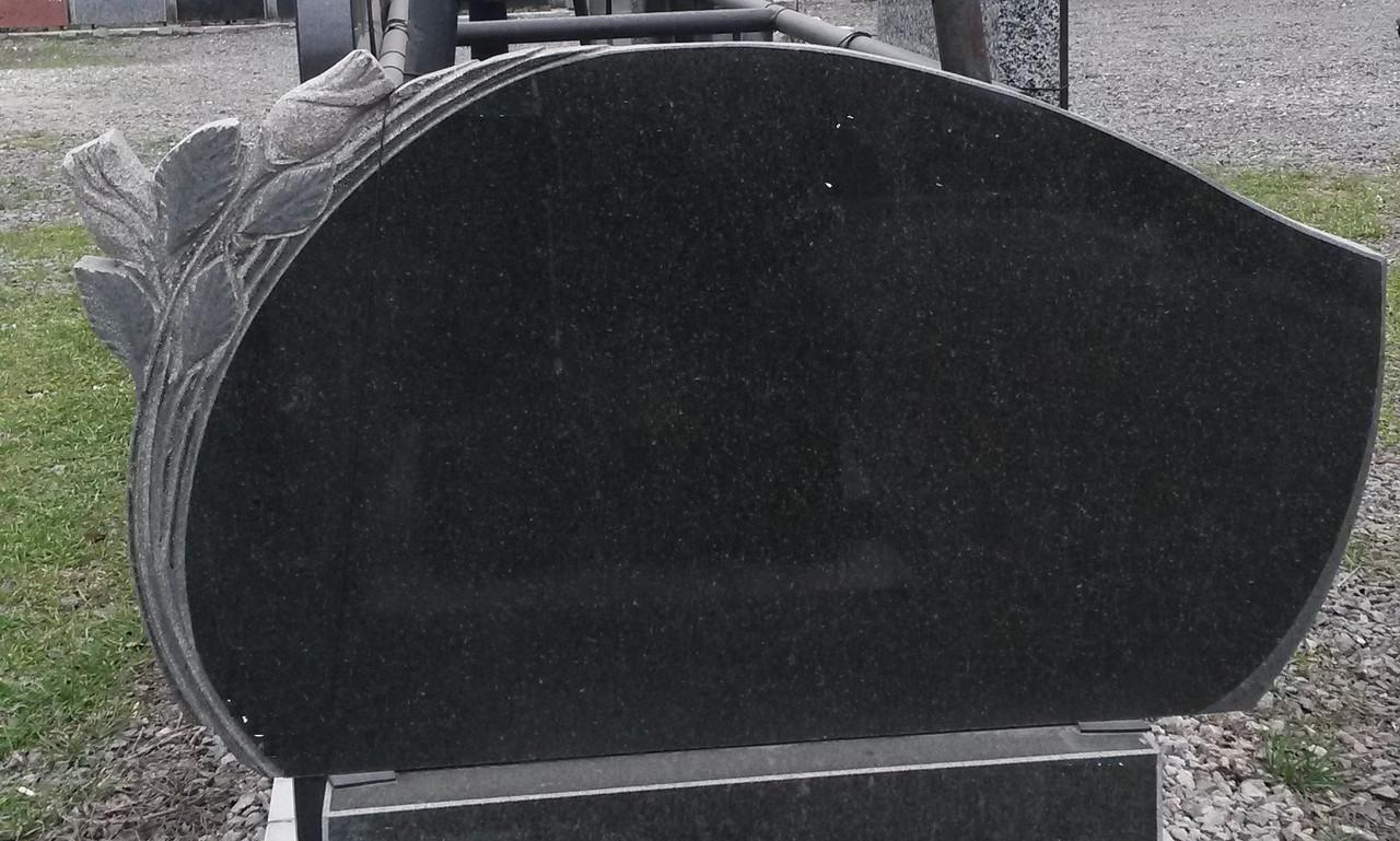 Гранит Габбро Обапол(скала), размер детали 110/60