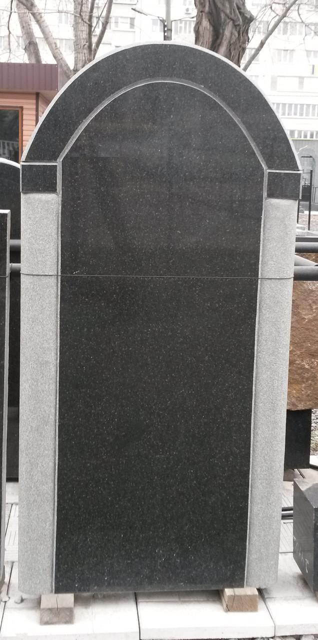 Гранит Габбро Обапол(скала), размер детали 120/60