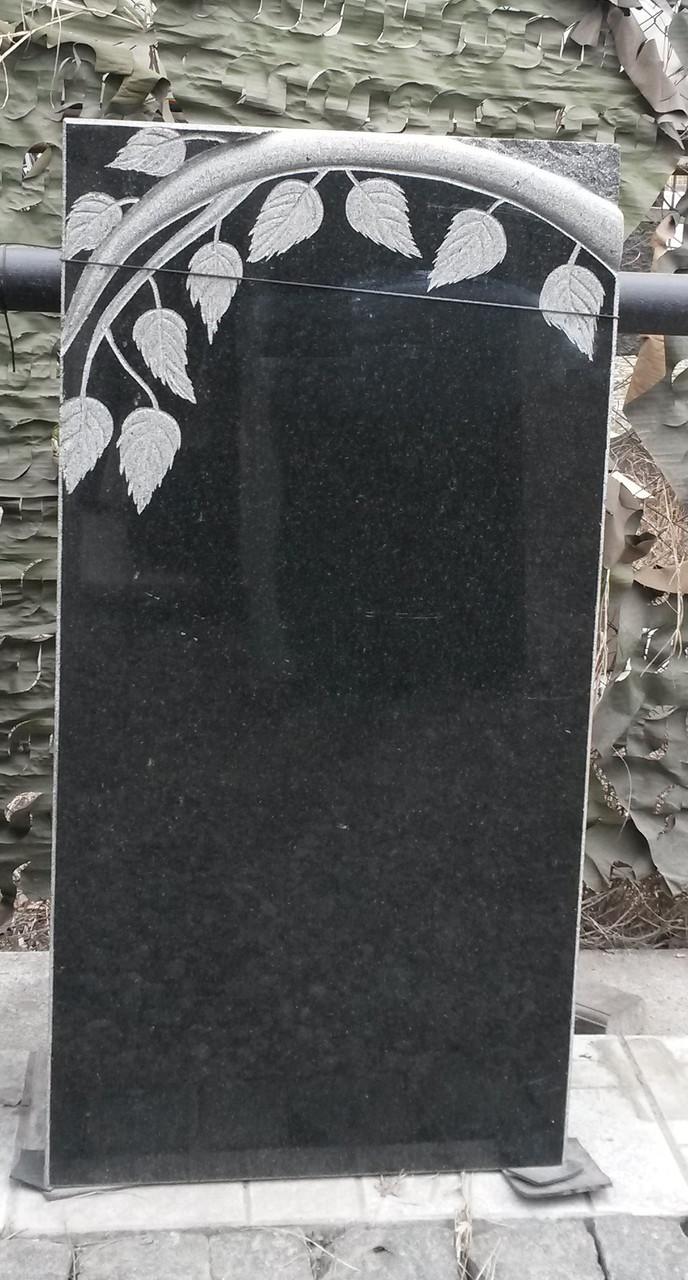Гранит Габбро Обапол(скала), размер детали 90/45