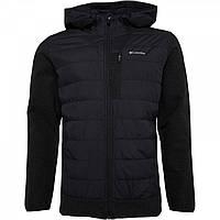 Зимняя куртка Columbia Panorama Omni Shield Hybrid Padded Black Black - Оригинал