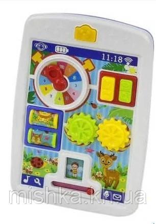 Детский развивающий планшет для малышей