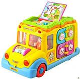 """Детская развивающая игрушка """"Автобус"""", фото 2"""