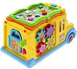 """Детская развивающая игрушка """"Автобус"""", фото 3"""