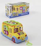 """Детская развивающая игрушка """"Автобус"""", фото 4"""