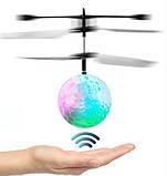 Летающий шар для мальчиков и девочек, сенсор, фото 2