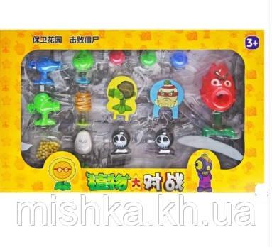 """Детская игрушка """"Зомби против растений"""""""
